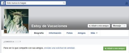 ¿Cómo cuidar la privacidad en Facebook?